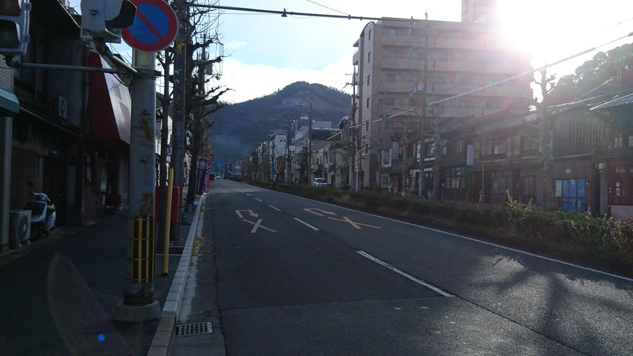 京都マラソン 心臓破りの坂