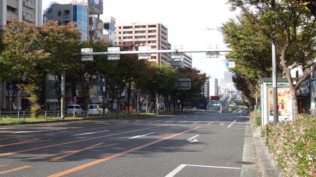 大阪マラソン 急坂
